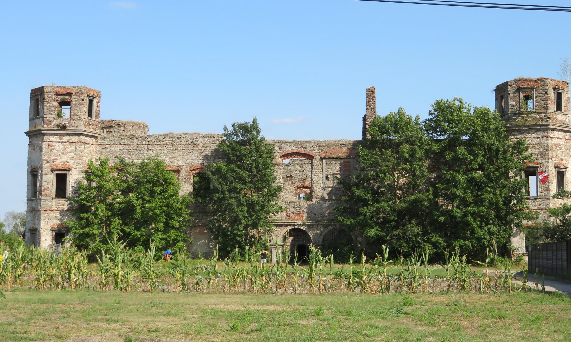 Pałac Tarłów w Podzamczu