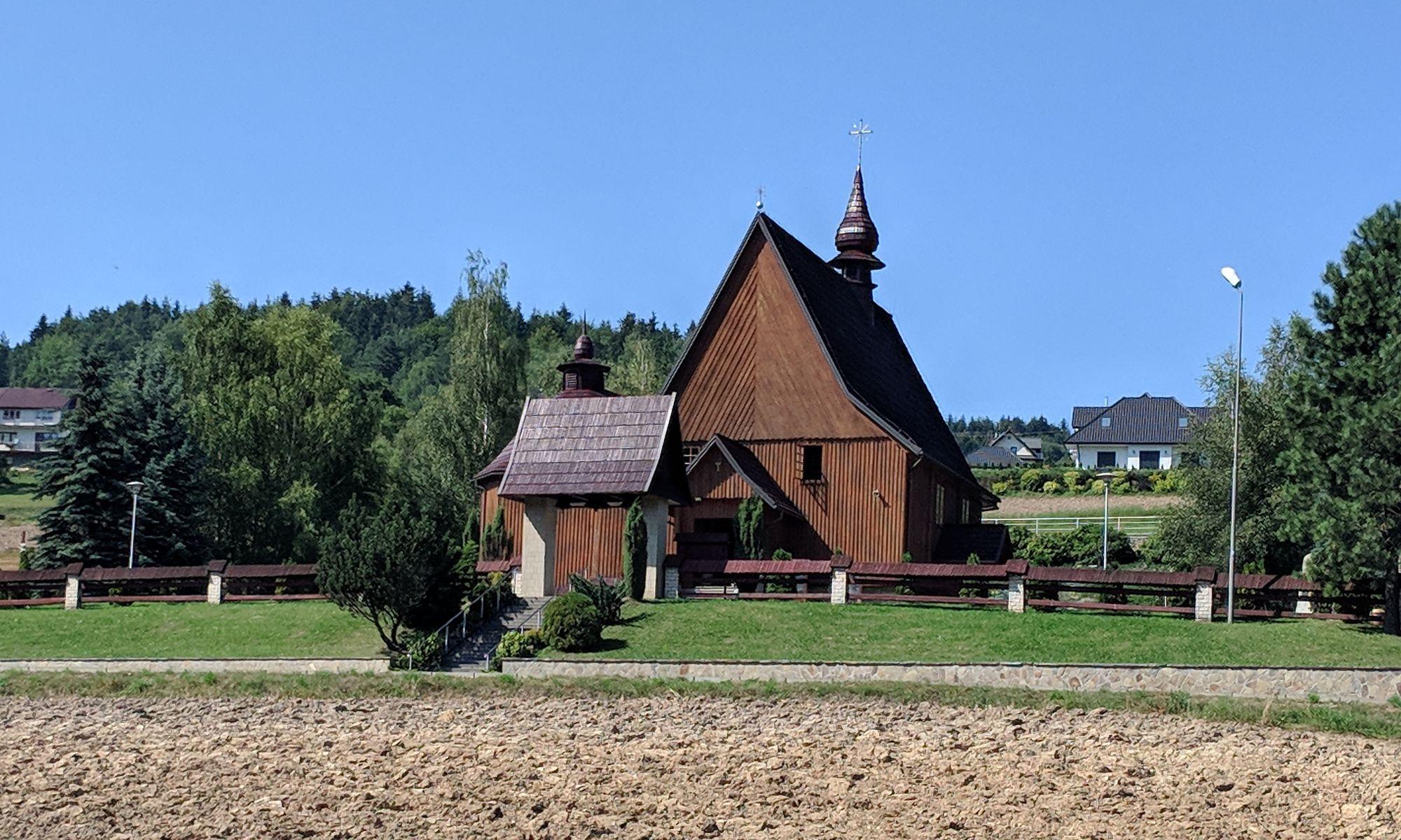 Rozdziele, Kościół św. Jakuba Apostoła